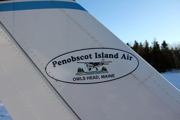 PIA logged about 168 flights during January and February supporting Maine islands including flying the postmaster, teachers and health care workers between islands normally accessible by water.